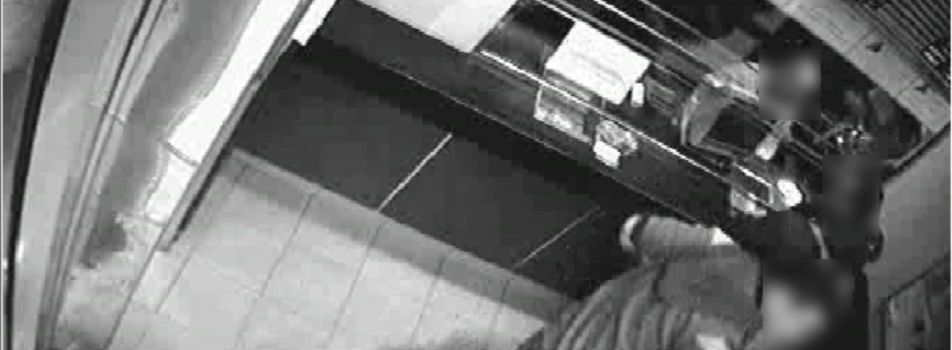 Policjanci zatrzymali mężczyznę, który próbował okraść klienta w kantorze wymiany walut
