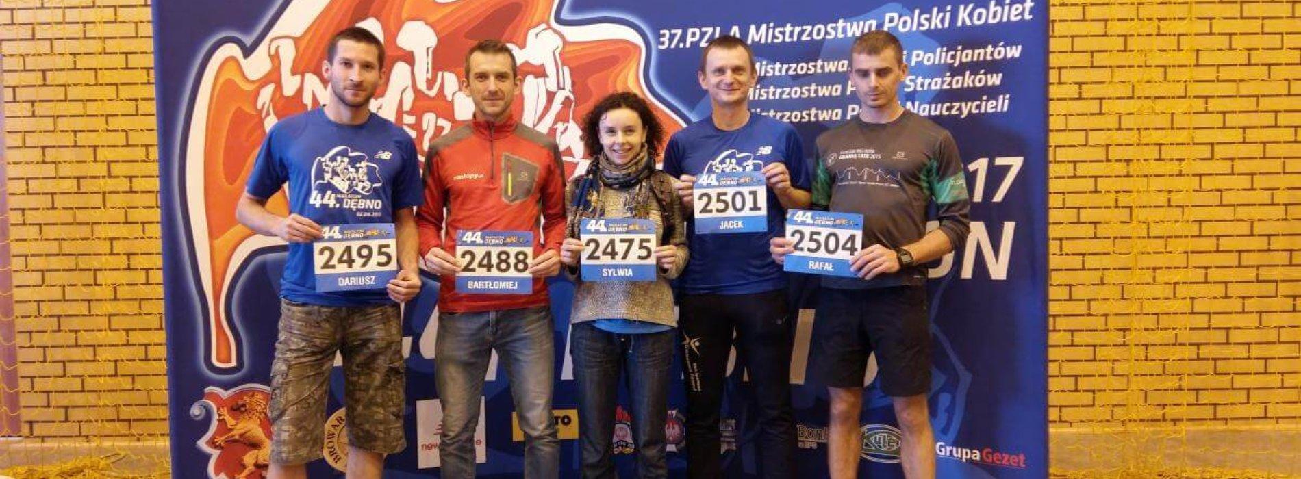 Sukces małopolskich policyjnych biegaczy