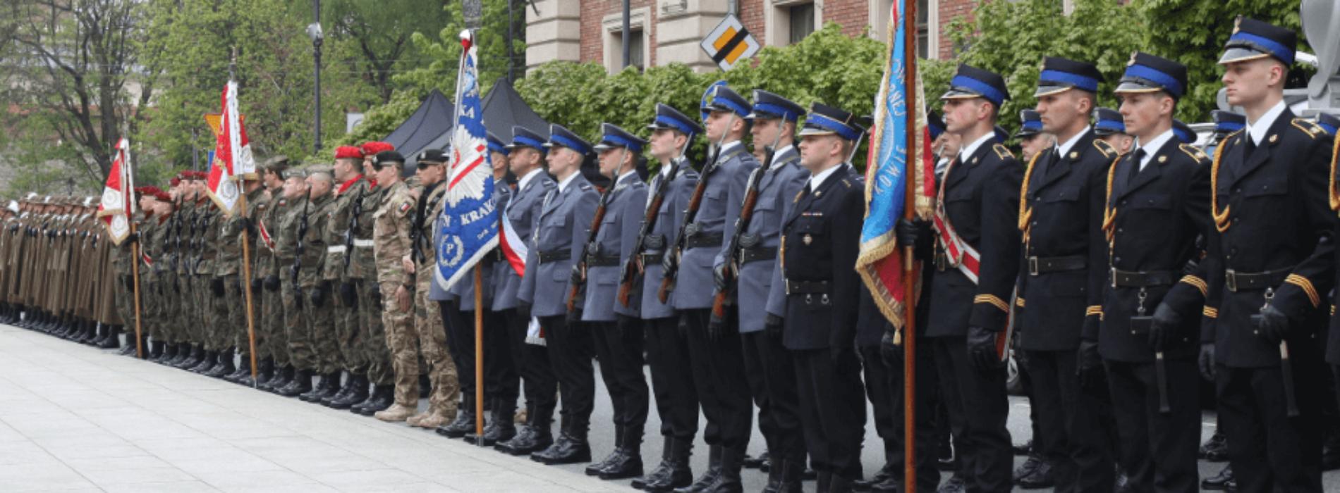 Obchody rocznicy uchwalenia Konstytucji 3 maja