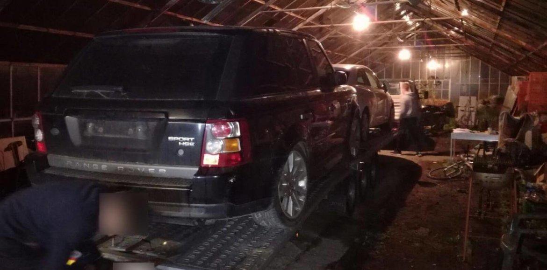 Krakowscy policjanci zlikwidowali dziuplę samochodową