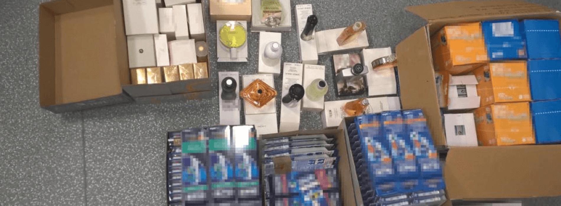 Policjanci udaremnili wprowadzenie na rynek podrobionego towaru