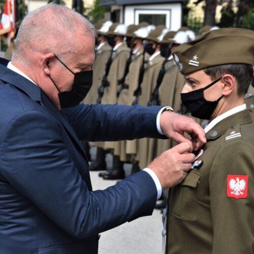 Święto Wojska Polskiego w Centrum Operacji Lądowych