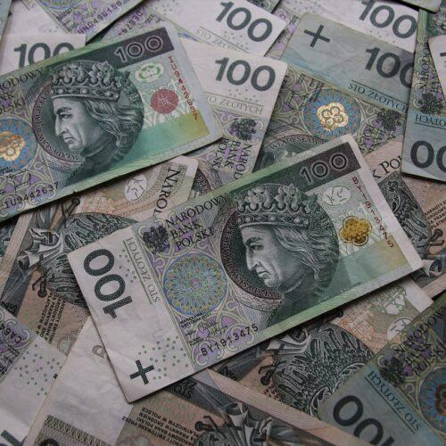 Znalezione pieniądze trafiły z powrotem do właściciela
