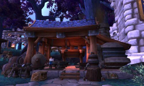 World of Warcraft – Kowalstwo w Legionie: Zbroja Demonsteel