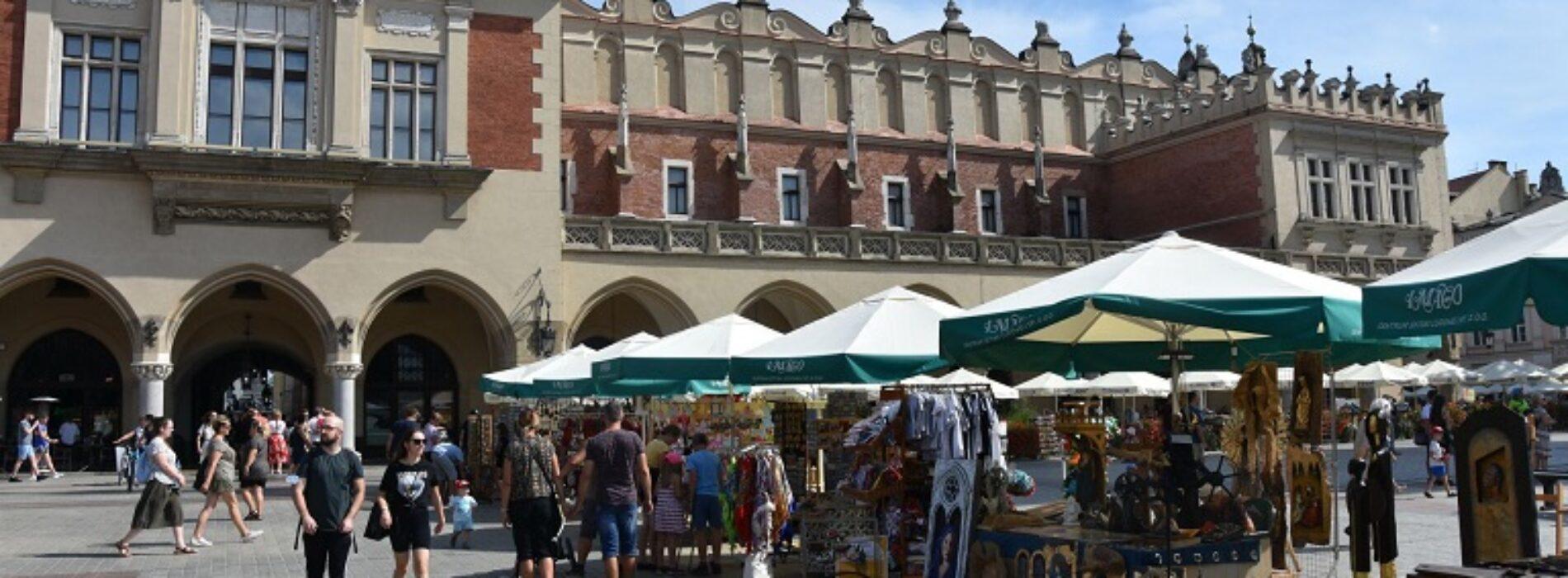 Otwarcie jubileuszowych Targów Sztuki Ludowej w Krakowie